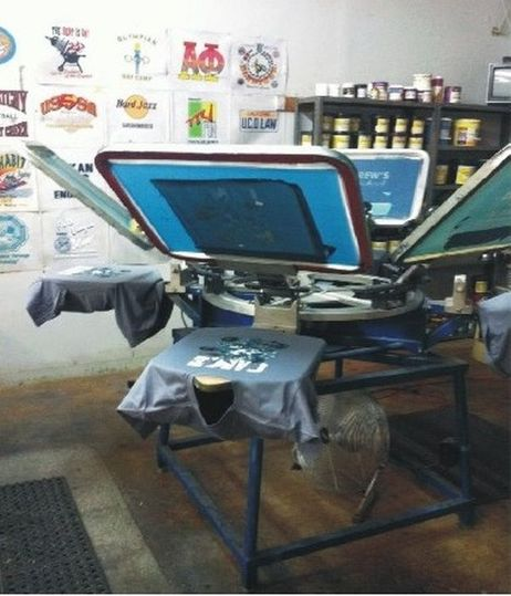 Alldesign Printing Screen Printing